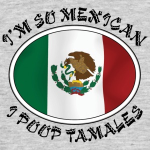 Mexican Tamales - Men's T-Shirt