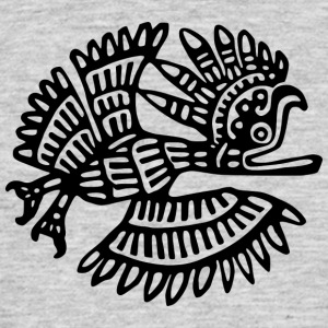 Aztek Bird - Mannen T-shirt