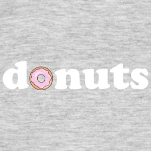 donuts - Men's T-Shirt