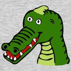 Sweet crocodile - Mannen T-shirt