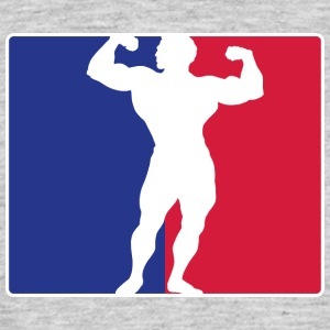Fitness League - Herre-T-shirt