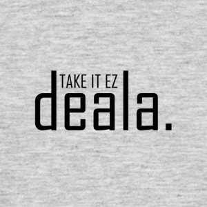Takeadeala - ta det e² - T-skjorte for menn