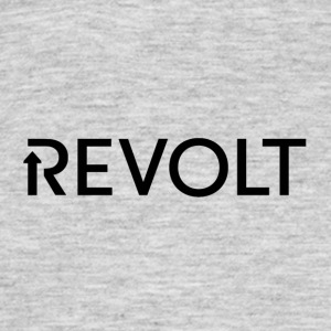 Revolt - T-skjorte for menn