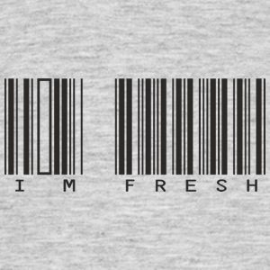 I-M_FRESH - T-shirt herr