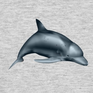 Dolphin - Men's T-Shirt