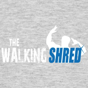 The Walking Shred - Men's T-Shirt