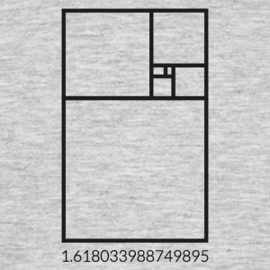 Fibonacci - Men's T-Shirt