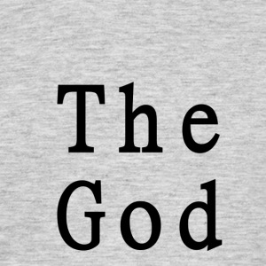 The_god - Männer T-Shirt