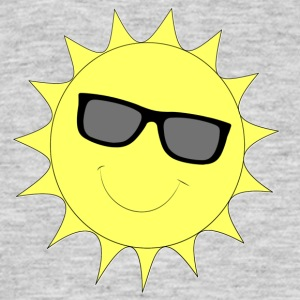 Happy Sun - Männer T-Shirt