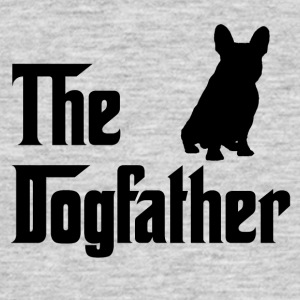 The Dogfather Black - Men's T-Shirt