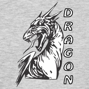 Angry dragon 2 - Men's T-Shirt