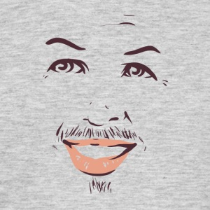 smiling man 01 - Men's T-Shirt