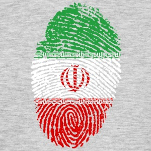 IN LOVE WITH IRAN - Men's T-Shirt