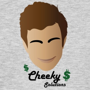 cheeky solutions - Men's T-Shirt