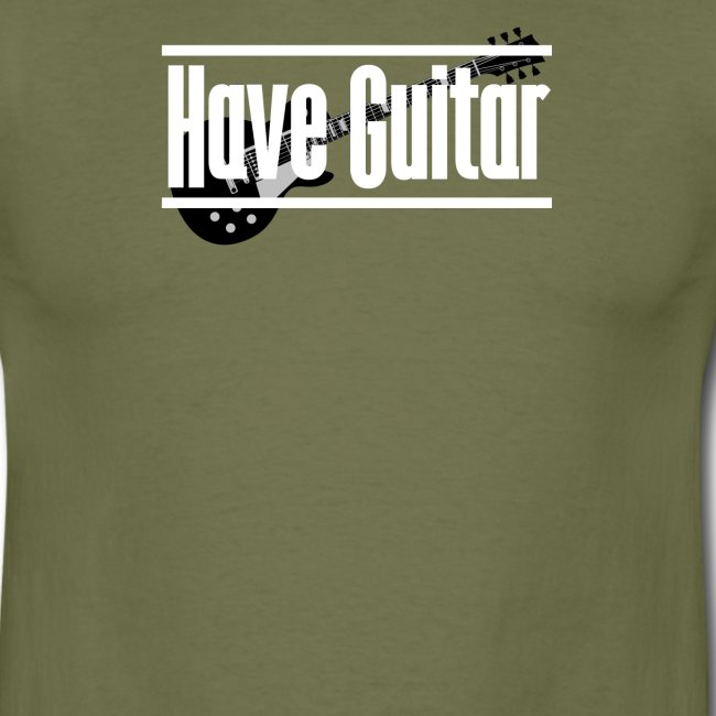 Have Guitar condensed logo