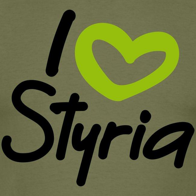 I love Styria.