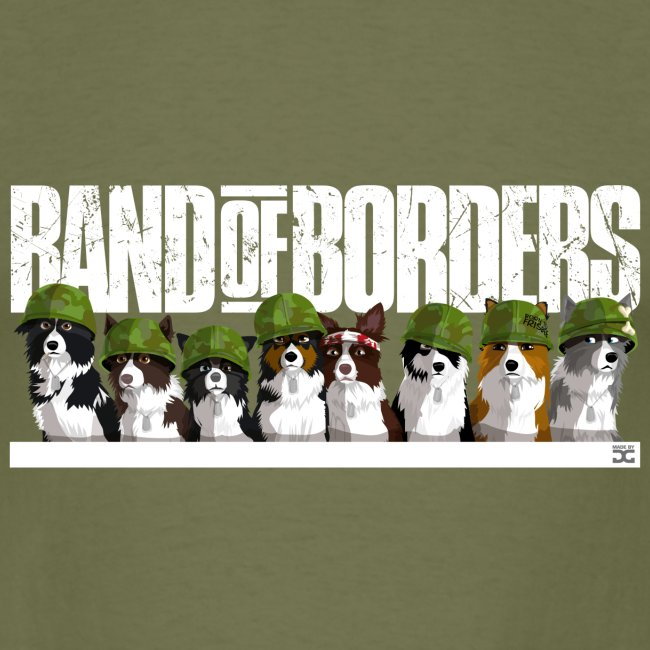 Band Of Borders (White)