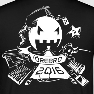 Castle Game Jam 2016 - T-shirt herr
