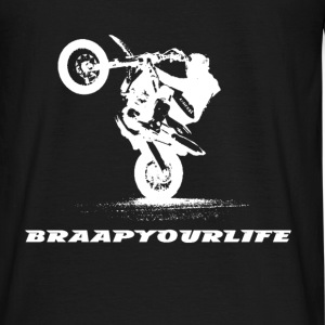 braapyourlife équipage - T-shirt Homme