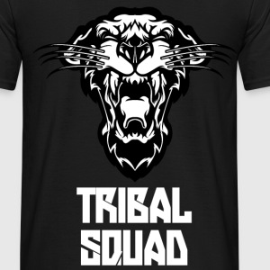 Tribal squad - T-skjorte for menn
