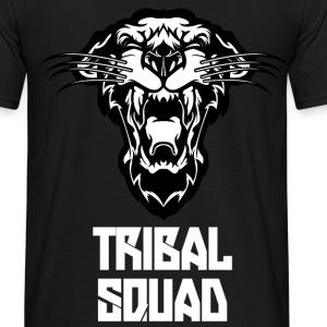 tribal squad - Mannen T-shirt