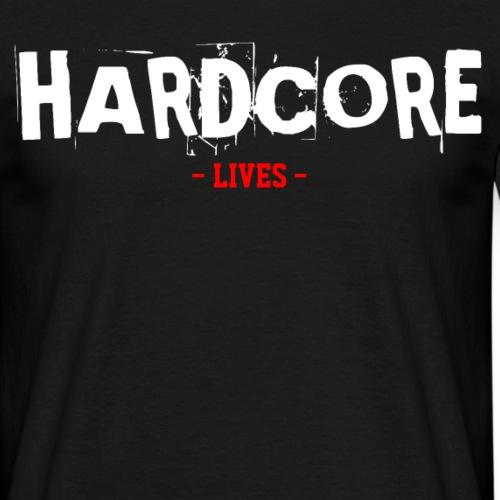 HC Lives - Männer T-Shirt