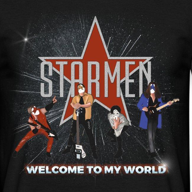 Starmen - Welcome To My World