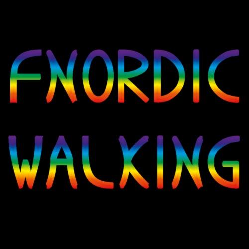 FNORDIC WALKING - Men's T-Shirt