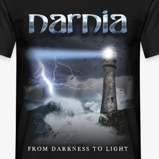 Narnia From Darkness to Light T-shirt