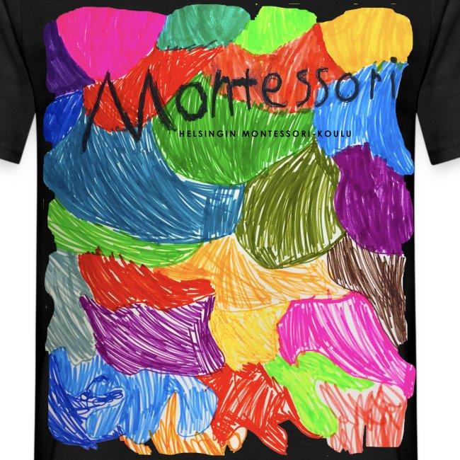 Coloured Montessori