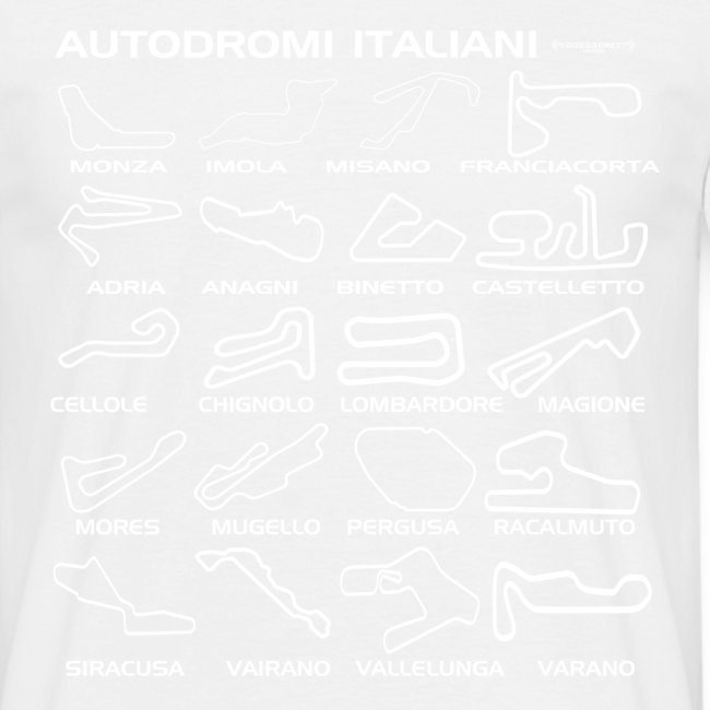 piste italiane bianco