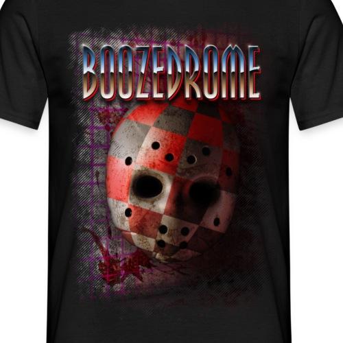 Boozedrome - Boozedrome I cover - Miesten t-paita