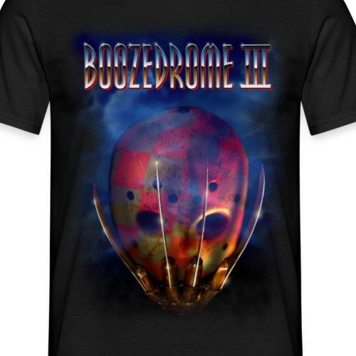Boozedrome - Boozedrome III cover - Miesten t-paita