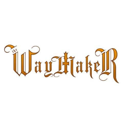 The Waymaker - Logo Golden - Men's T-Shirt