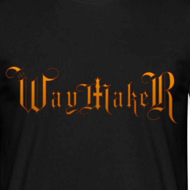 The Waymaker - Logo Golden