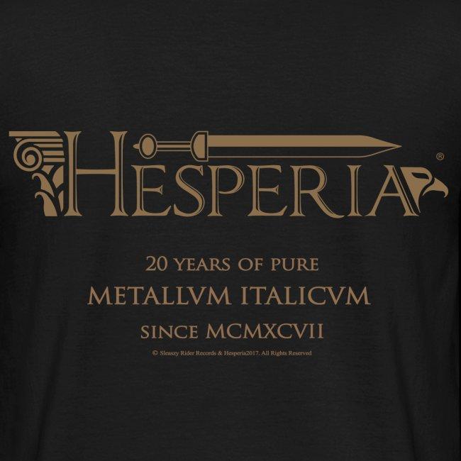HESPERIA 20 years Anniversary