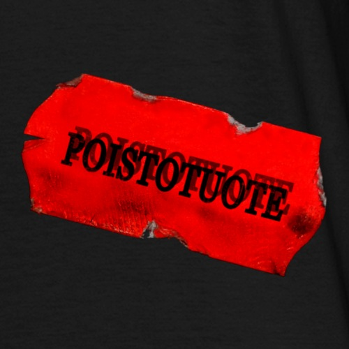 Poistotuote - Miesten t-paita