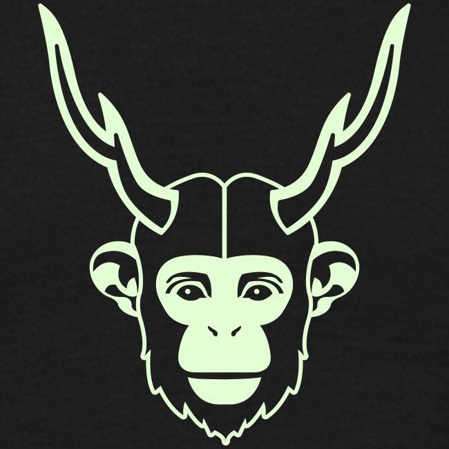 scimmiacervo stencil
