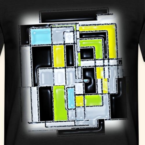 Muster 7 - Männer T-Shirt