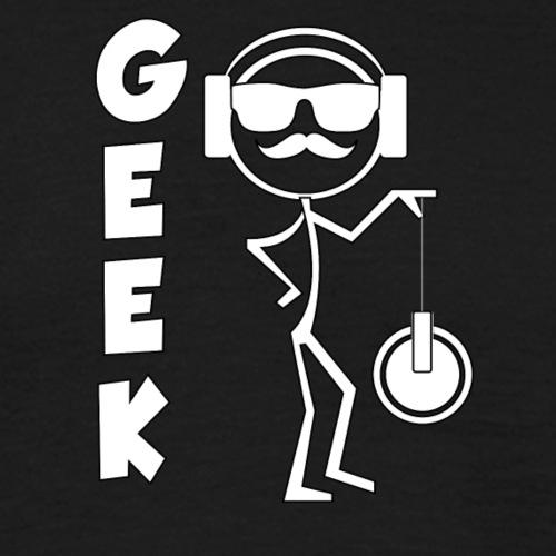 geekNB png - T-shirt Homme