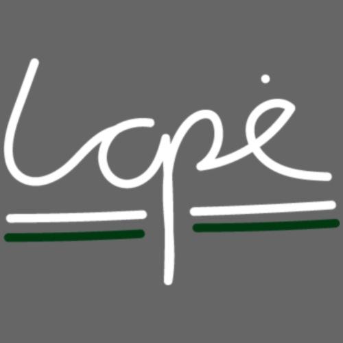 Lapė - Mannen T-shirt