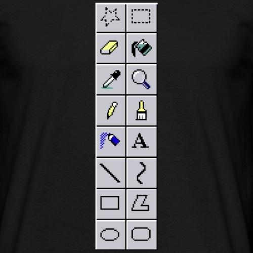 Työkalut - Miesten t-paita