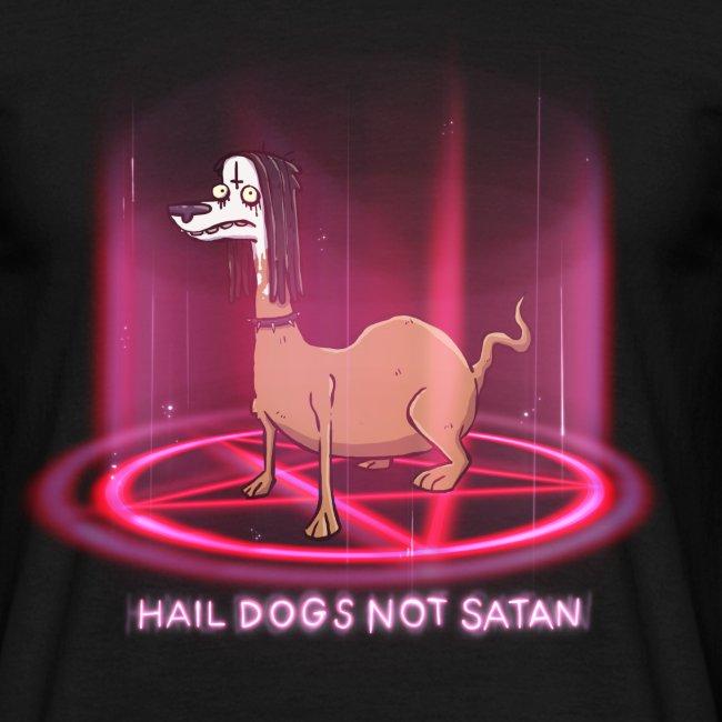 Hail Dogs Not Satan