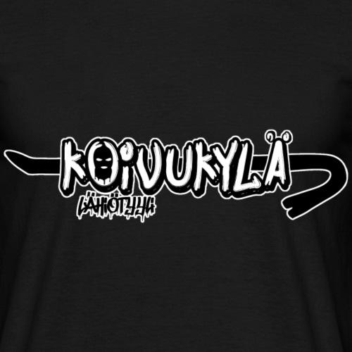 Koivukylä lähiötyyli - Miesten t-paita