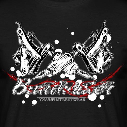 Bunthäuter - Männer T-Shirt