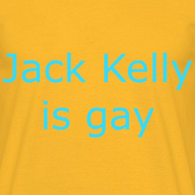 Jack Kelly Is Gay Plain Text