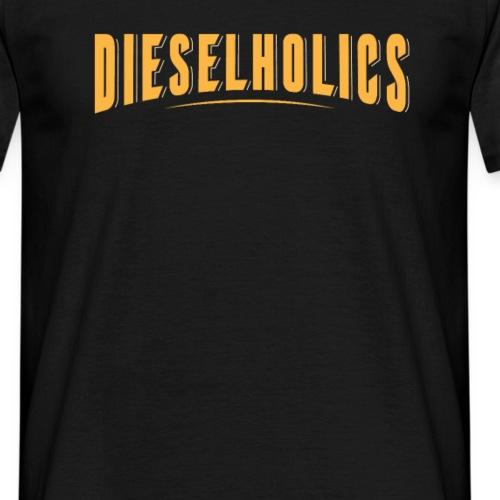 Dieselholics Dieseldienstag Fridays for Hubraum - Männer T-Shirt