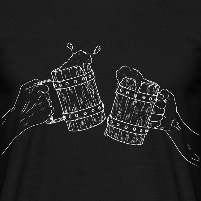 Wir trinken zusammen (blanc)