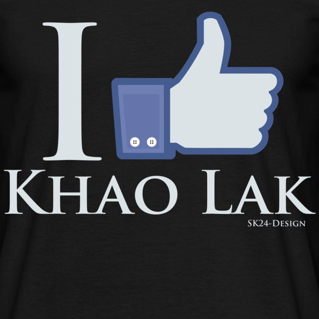 I Like Khao Lak White