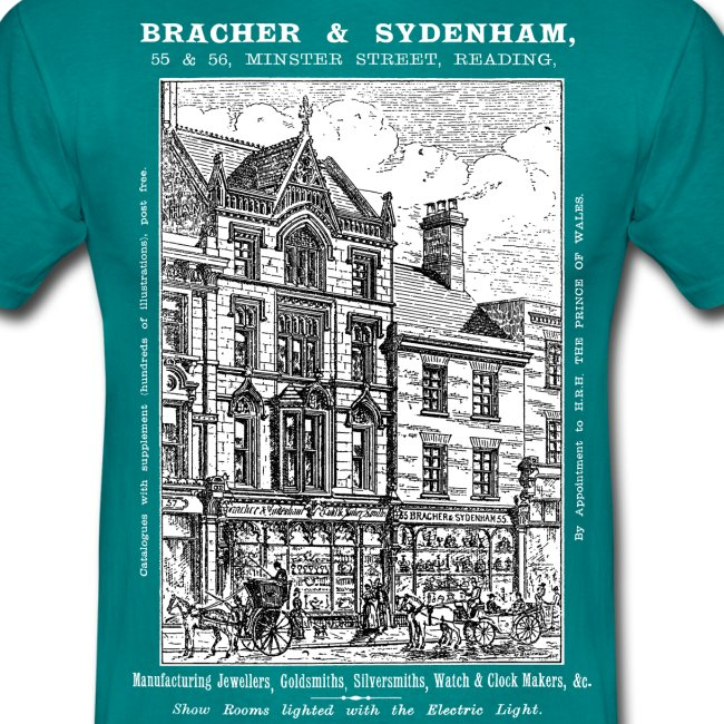 Bracher & Sydenham's Jewellers Reading